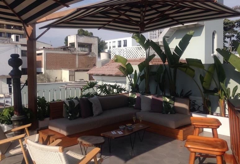 Villa Barranco by Ananay Hotels, Lima, Hotellbar