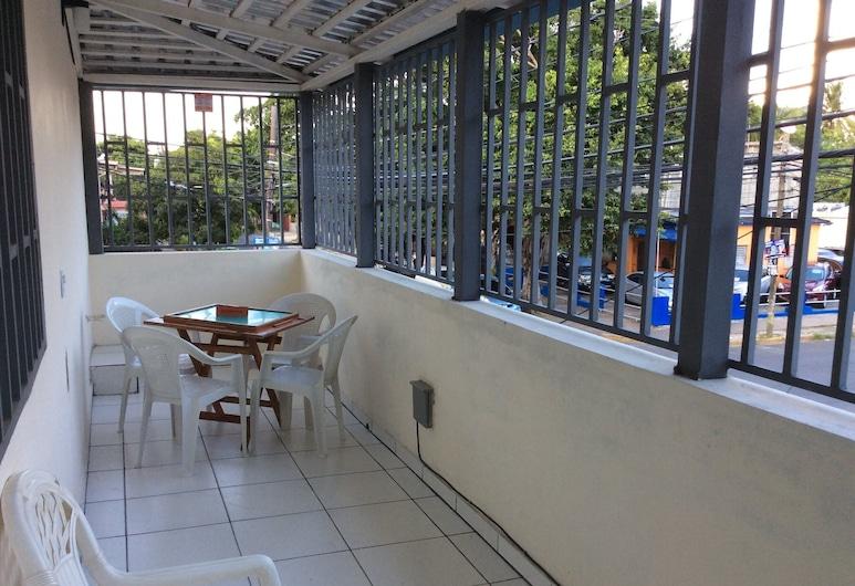 Ozama Economical Apartments, Santo Domingo Este, Studio 201, Terraço/Pátio Interior
