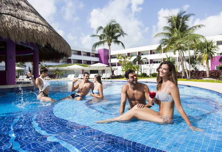 Temptation Cancun Resort  - All Inclusive- Adults Only, Cancún, Zwembad