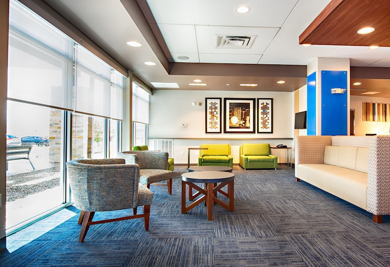 Holiday Inn Express & Suites Houston SW - Galleria Area, יוסטון, לובי