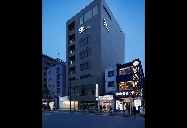 ナインアワーズ北新宿, 新宿区, ホテルのフロント - 夕方 / 夜間