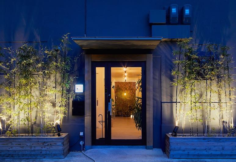 RAK KIYOMIZU, 京都市, ホテルのフロント - 夕方 / 夜間
