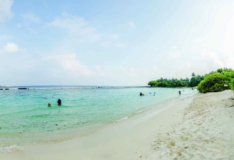 The Vinorva Maldives, Vilimalé, Pantai