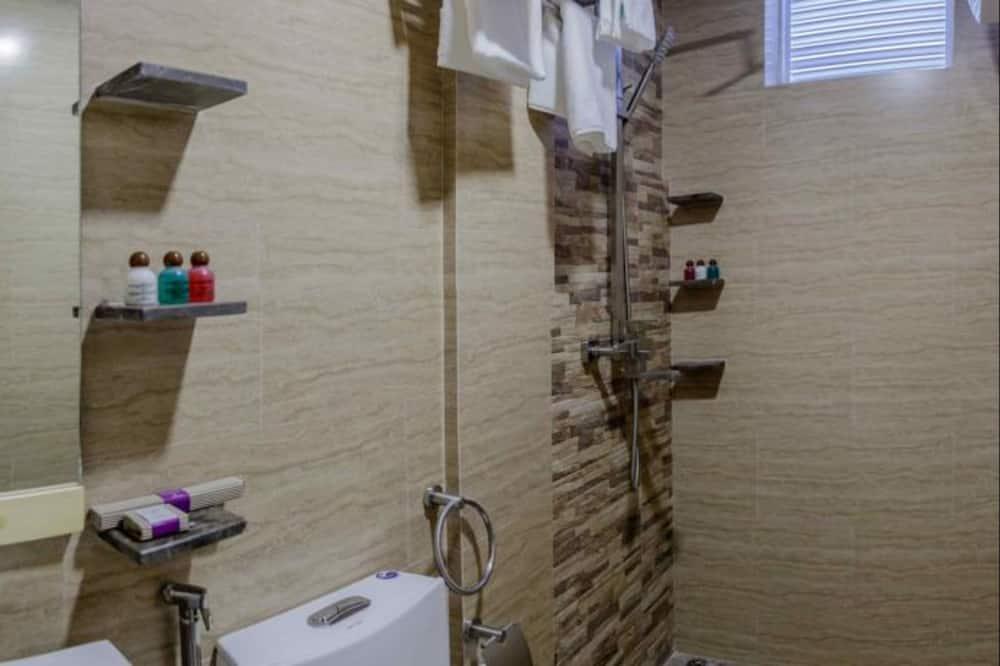 デラックス ルーム 1 ベッドルーム ガーデンビュー - バスルーム