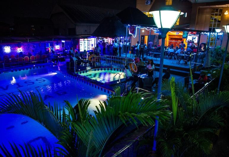 Swiss Spirit Hotel & Suites - Danag, Port Harcourt, Port Harcourt, Zona para cumpleaños