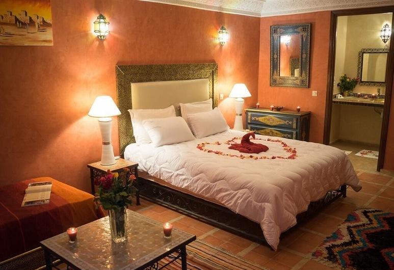 Riad Al Wafaa, Marrakech, ห้องสวีท, ห้องน้ำส่วนตัว (OLIVIER), ห้องพัก