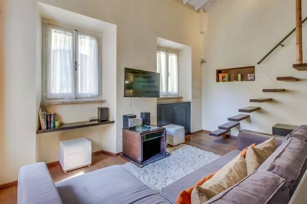 Apartment, 1 Bedroom - Ruang Tamu