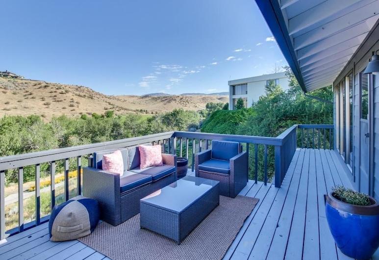 Chic Highlands Hideaway, Boise, Apartamento, 3 habitaciones, Terraza o patio