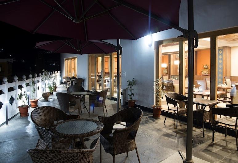 City Hotel Thimphu, Thimbu, Restaurante