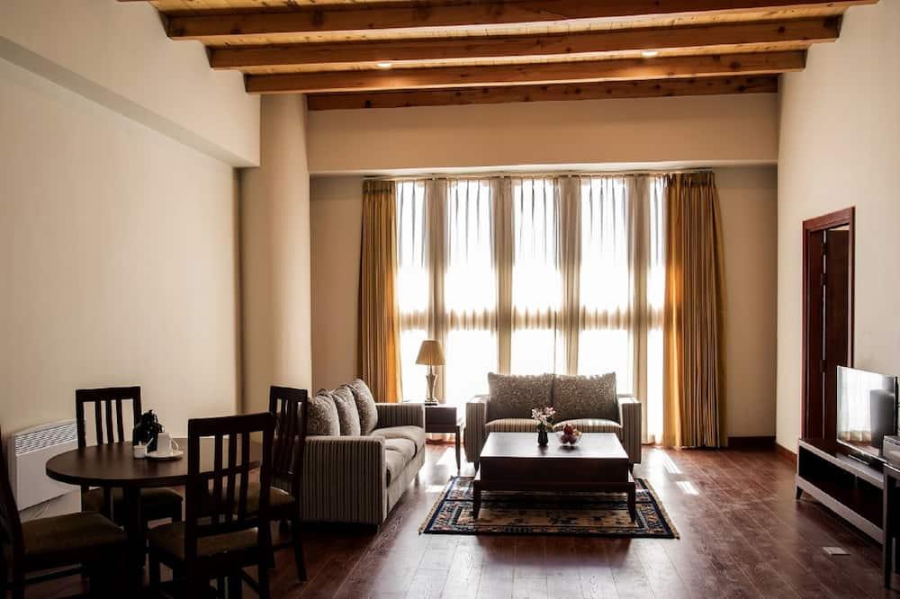Luxe suite - Woonkamer