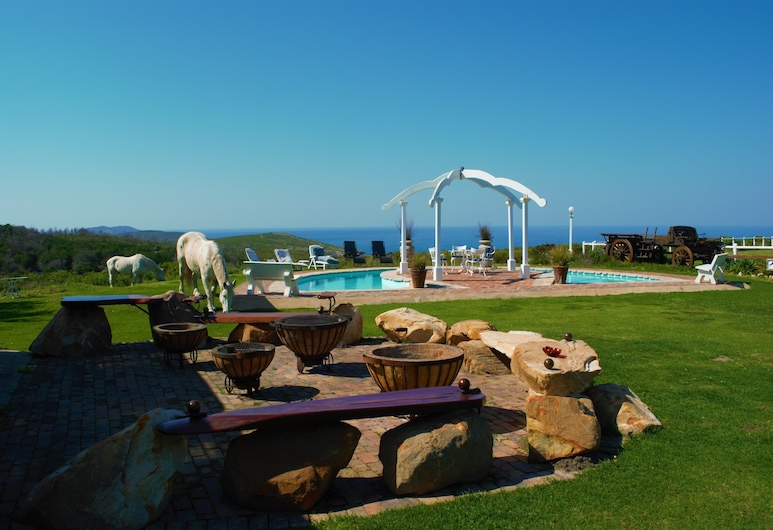T'Niqua Stable Inn, Plettenberg Bay, Terrasse/Patio