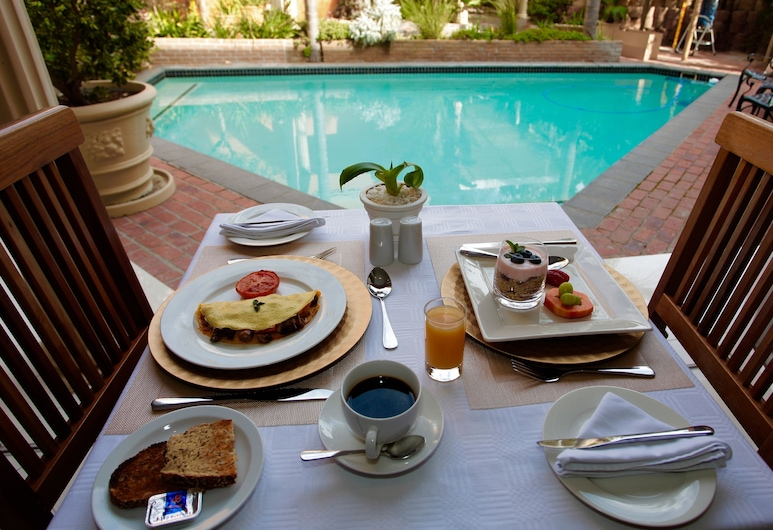 Cinnamon House Bed and Breakfast, Cape Town, Outdoor Dining