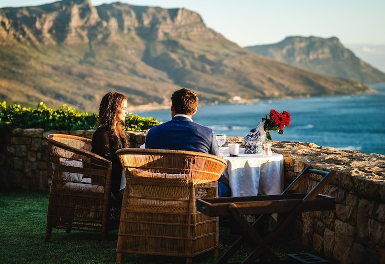 21 Nettleton, Cape Town, Outdoor Dining