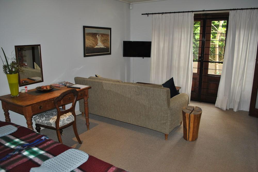 Wessels Studio  - Living Area