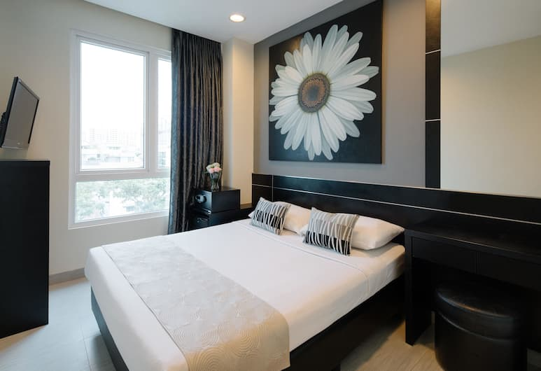 Hotel 81 Changi, Singapore, Superior Double Room, Guest Room