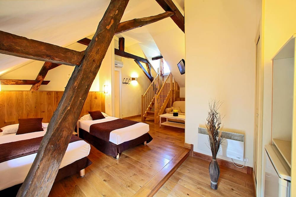 Room (2 Pers Du Bellay) - Living Room