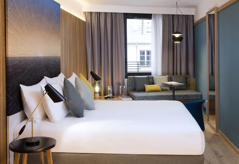 Drawing Hôtel, Παρίσι, Deluxe Δίκλινο Δωμάτιο (Double), Δωμάτιο επισκεπτών