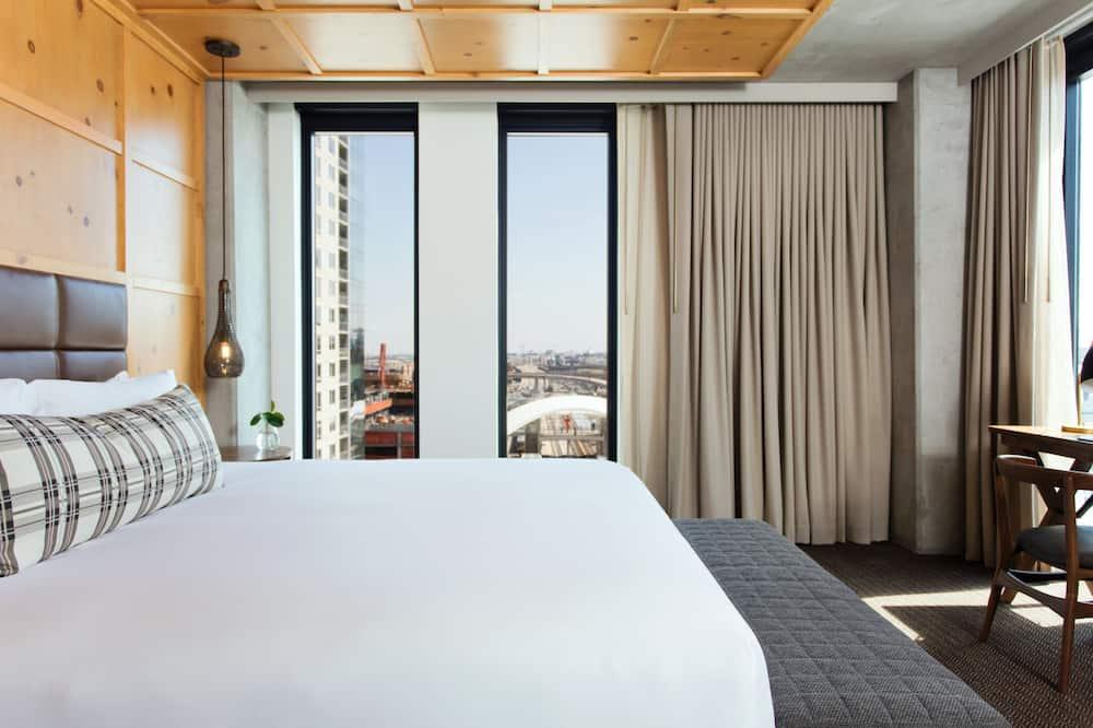 Deluxe soba, 1 king size krevet (Zephyr) - Pogled na grad