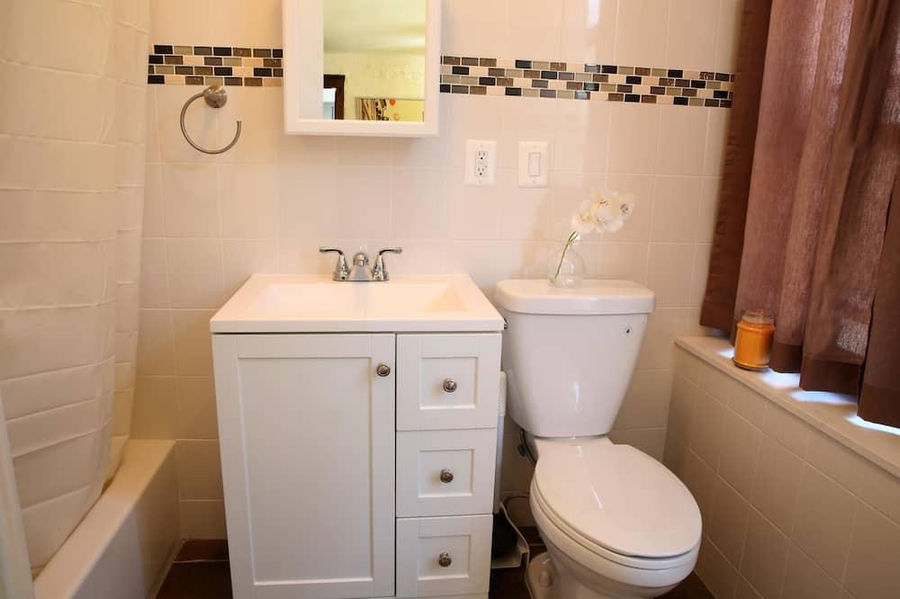 公寓, 1 間臥室, 景觀 - 浴室
