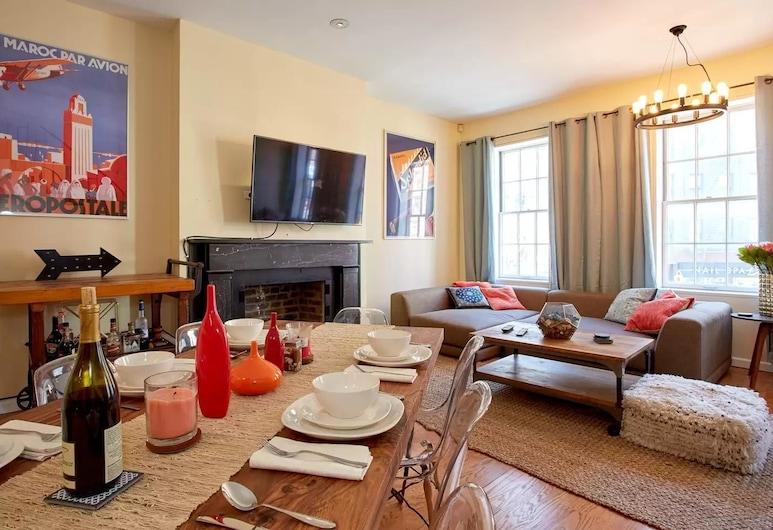 NY081 3 Bedroom Apartment By Senstay, New York