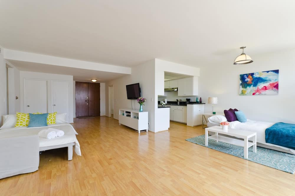 Apartment, 1 Bedroom, View - Living Area