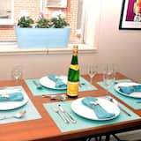 Apartment, 1 Bedroom, View - In-Room Dining