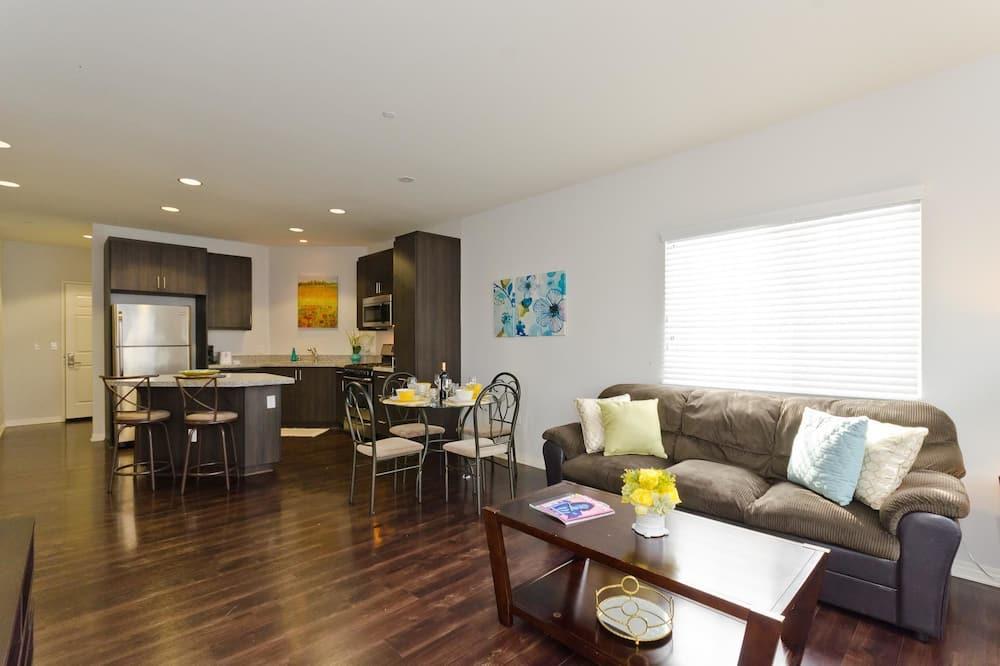 Apartment, 3Schlafzimmer, Ausblick - Wohnbereich