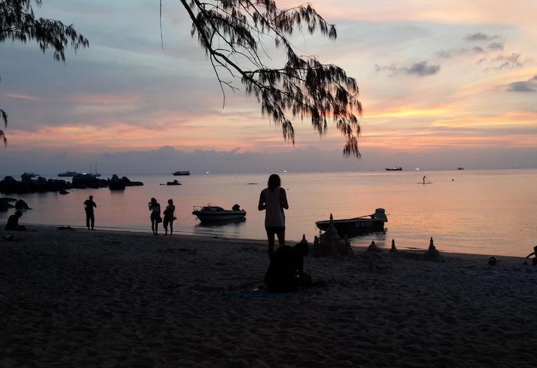 Woodlawn Villas Resort, Koh Tao, Bãi biển