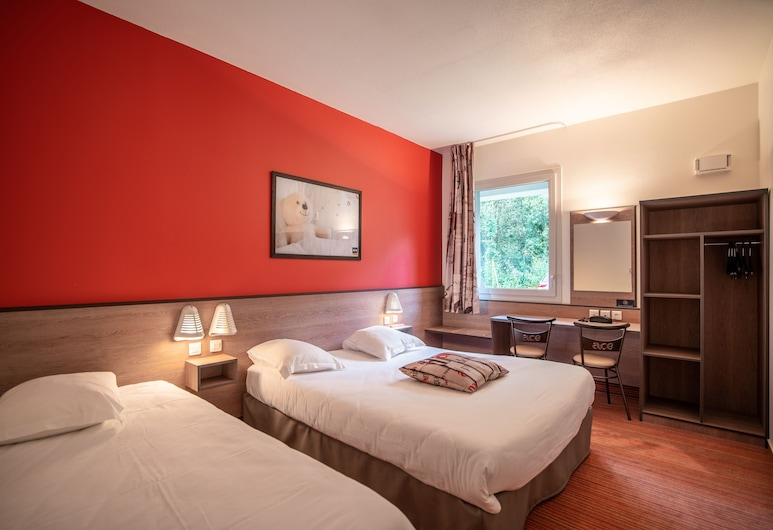 ACE Hotel Paris Marne la Vallée, Bailly-Romainvilliers, Double Room, Accessible, Guest Room