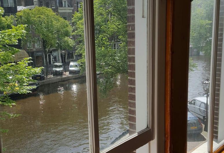 Suites aan de Singel, Amsterdam, Signature Suite, 1 Bedroom, Canal View, Guest Room View