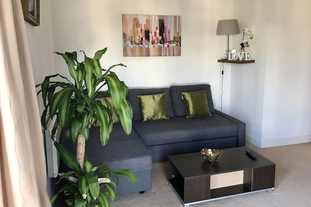 시티 아파트, 침실 1개, 장애인 지원, 주방 - 거실