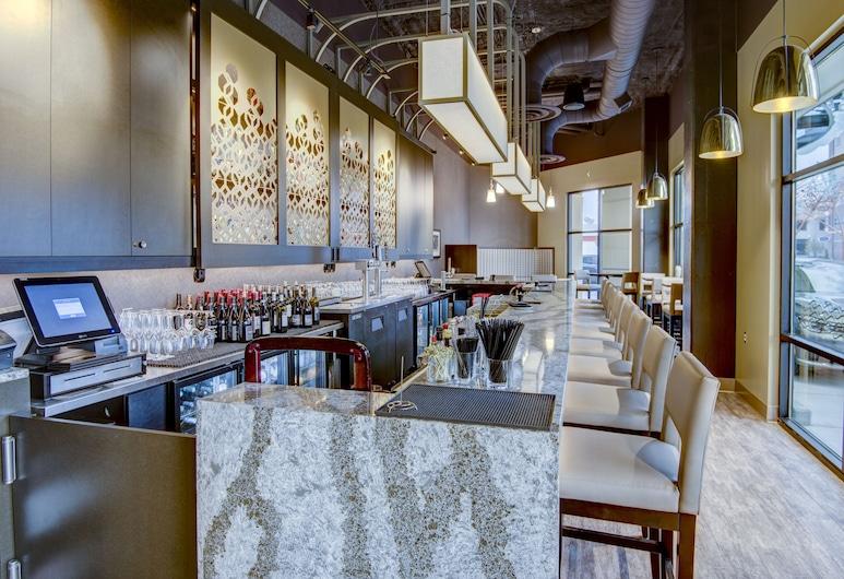 Inn at 500 Capitol, Boise, Bar del hotel
