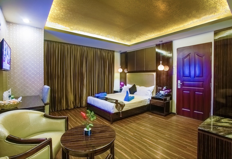 Hotel Noorjahan Grand, Sylhet, Premium Double Room, Non Smoking, City View, Guest Room