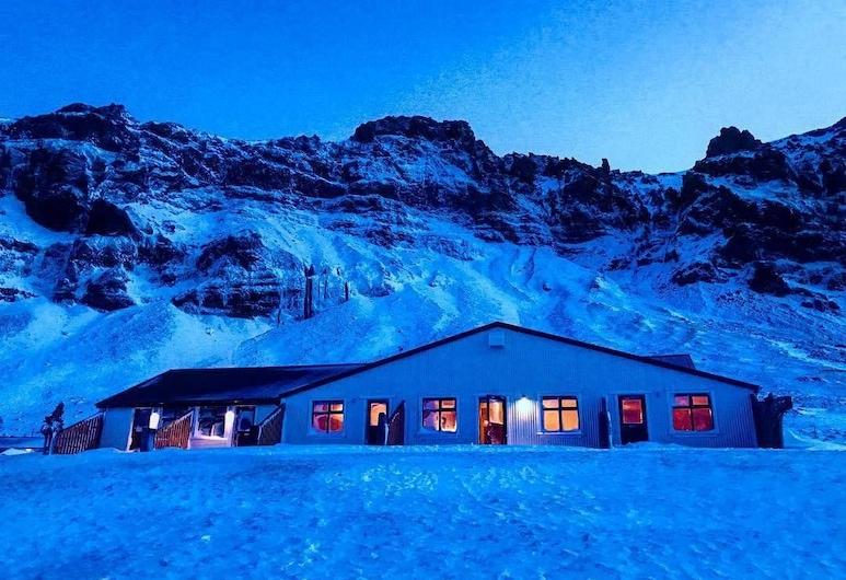 The Garage, Rangárþing eystra, Framhlið gististaðar