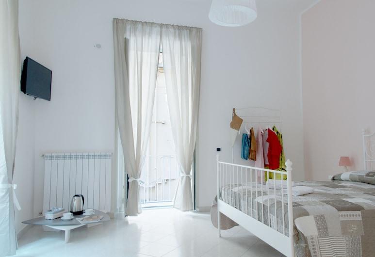 斯福馬圖爾帕藤諾佩酒店, 那不勒斯, 舒適雙人房, 私人浴室 (external), 客房