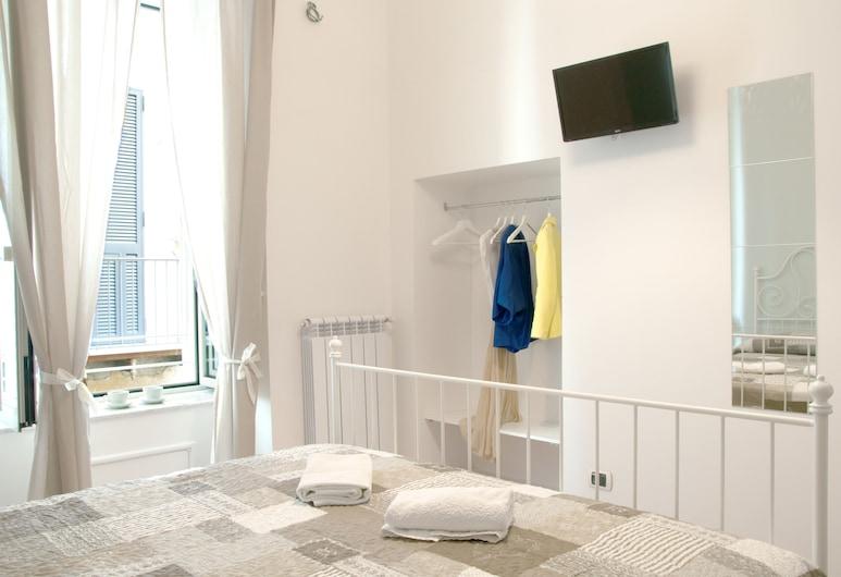 Sfumature Partenopee, Naples, Comfort Double Room, Private Bathroom (external), Guest Room