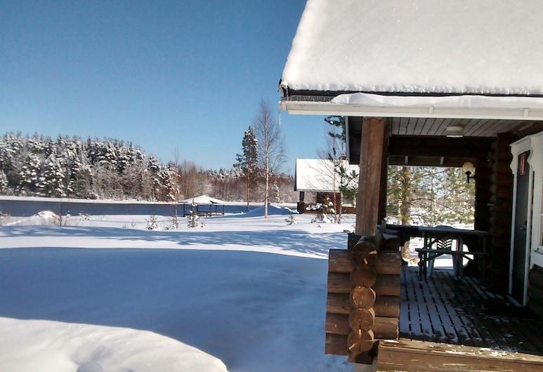 Vuokatticottage, Sotkamo, Terrasse/Patio