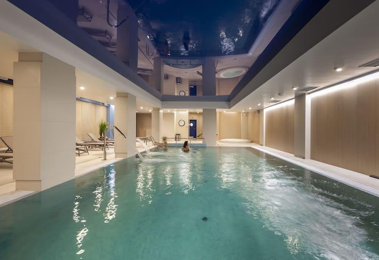 Hotel Number One by Grano, Gdansk, Krytý bazén