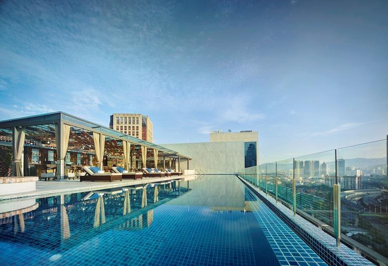 吉隆坡‧覓酒店,傲途格精選, 吉隆坡, 天台泳池