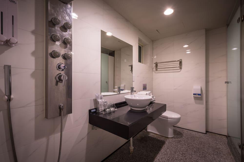 Twin Room (O2) - Bilik mandi