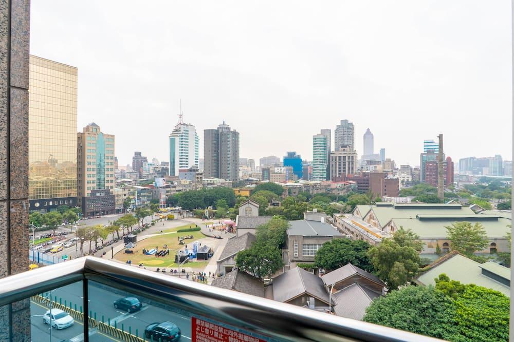 Basic dubbelrum - Utsikt mot staden
