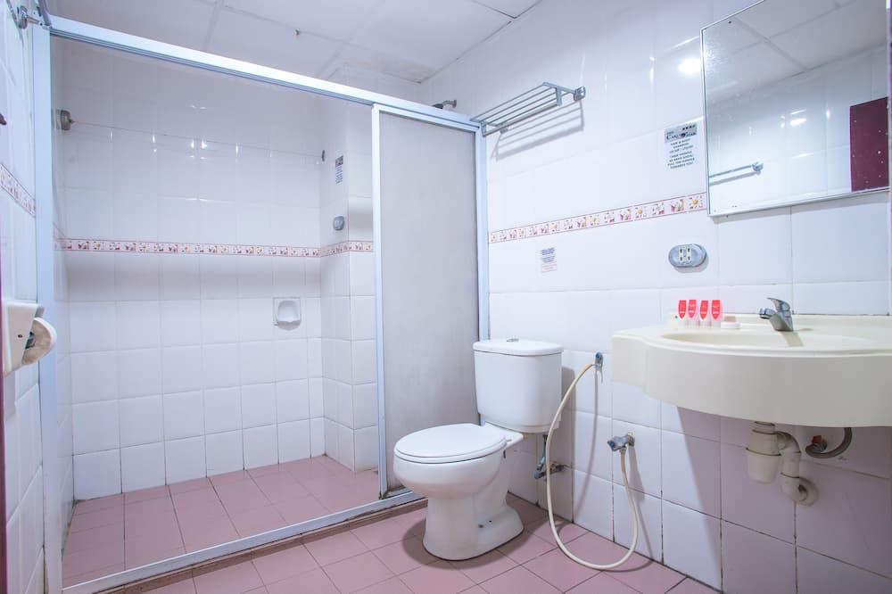 Habitación doble Deluxe, 1 cama Queen size - Baño