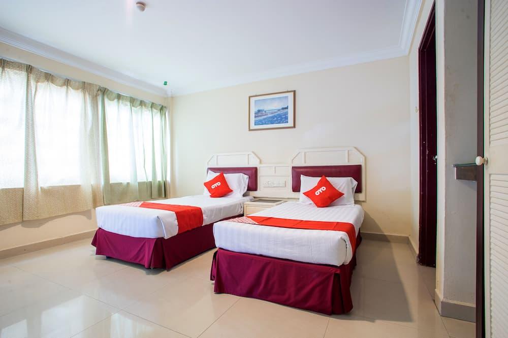 Habitación Deluxe con 2 camas individuales - Habitación