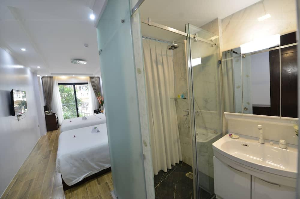Familien-Suite - Badezimmer