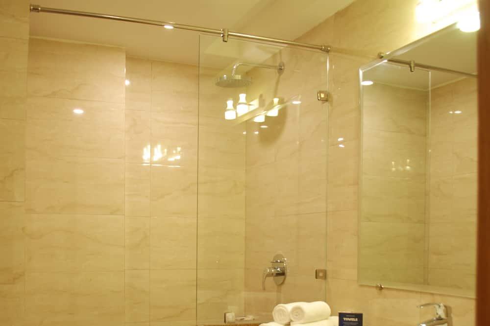 奢華雙人房, 城市景 - 浴室