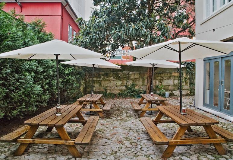 Porto Spot Hostel, Porto, Terrass