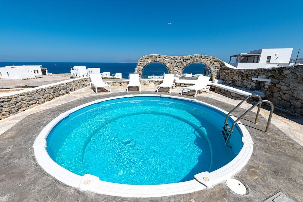 Vila Eksekutif, 4 kamar tidur, kolam renang pribadi - Kolam renang pribadi