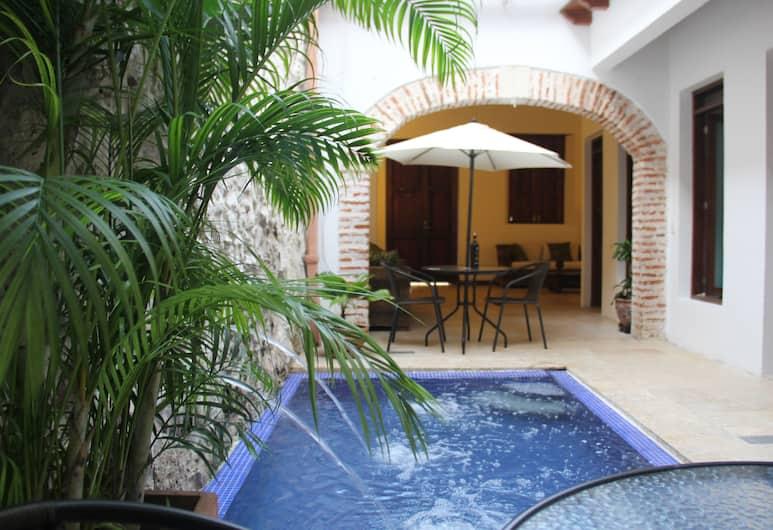 Hotel Boutique Casa San Miguel, Cartagena, Pool