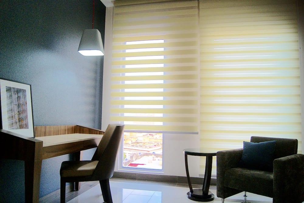 Habitación estándar, 1 cama King size - Sala de estar