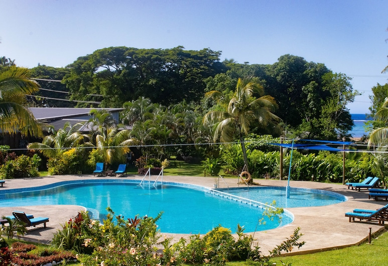 Blue West Villas, Korolevu, Outdoor Pool